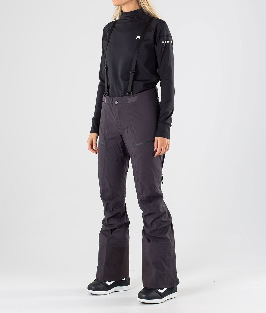 The North Face Free Thinker Futurelight Snow Pants Weathered Black