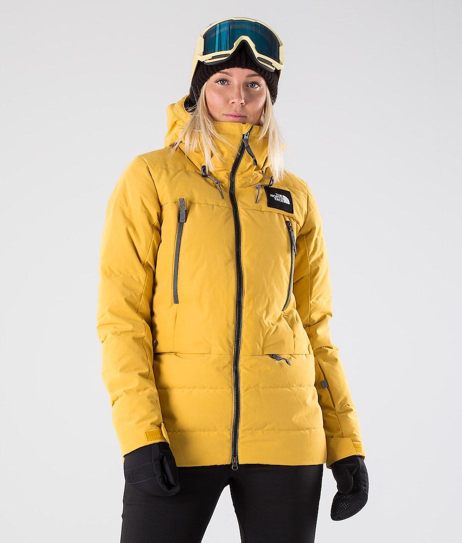 The North Face Pallie Down Ski Jacket Golden Spice