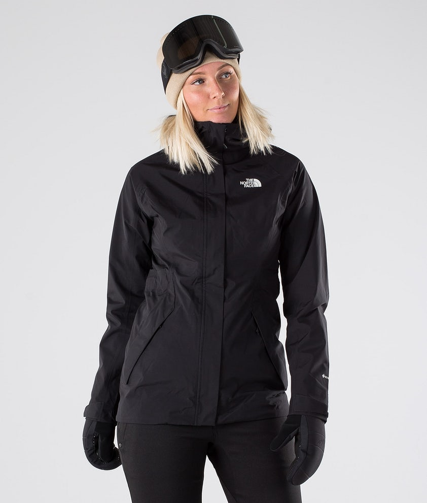 The North Face All Terrain Skijakke Tnf Black