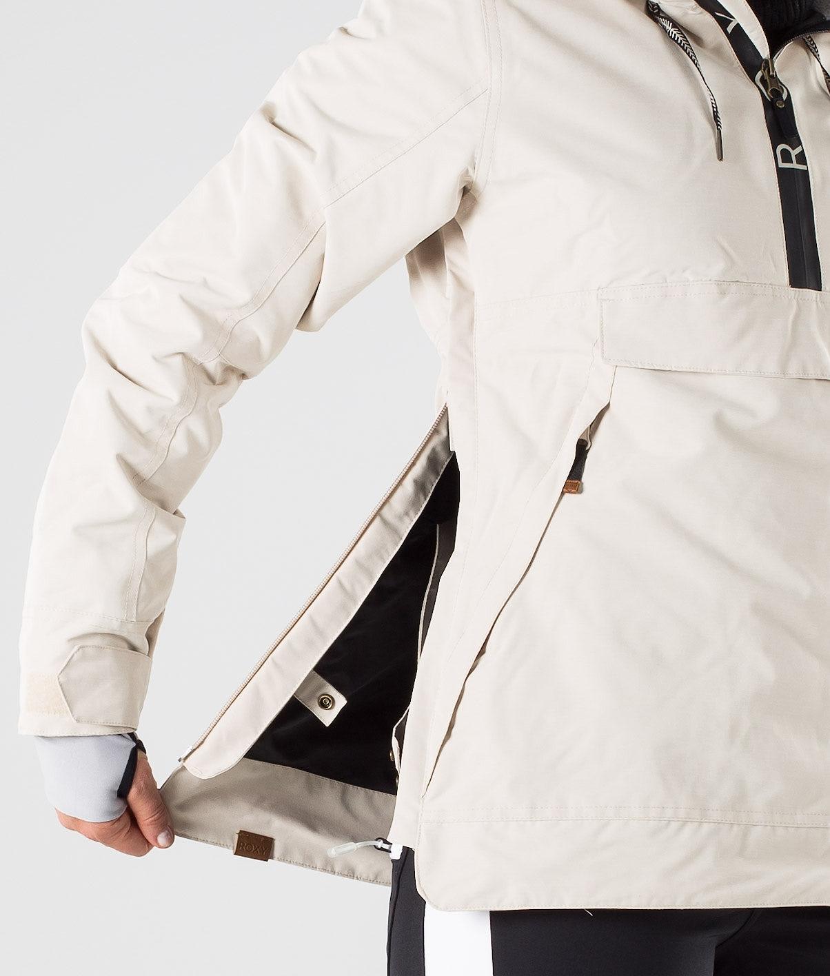 Kjøp Shelter Skijakke fra Roxy på Ridestore.no - Hos oss har du alltid fri frakt, fri retur og 30 dagers åpent kjøp!