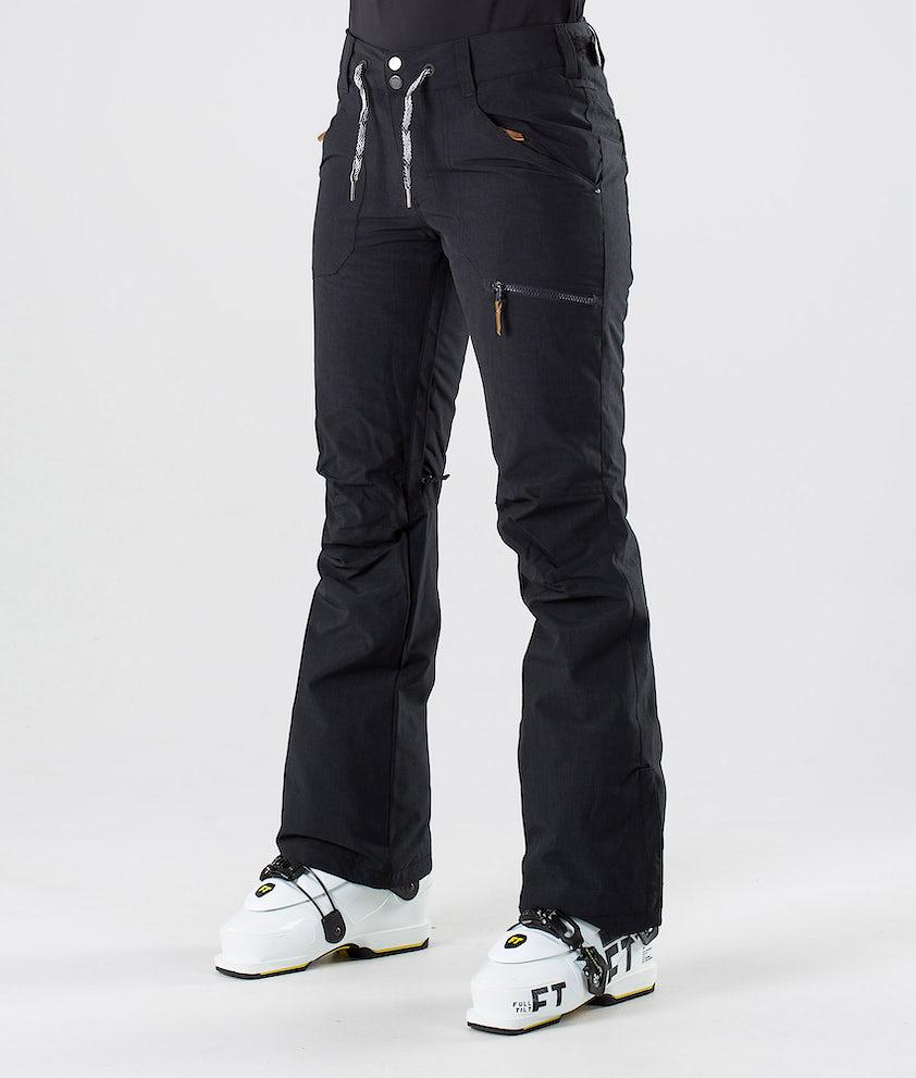 Roxy Nadia Ski Pants True Black