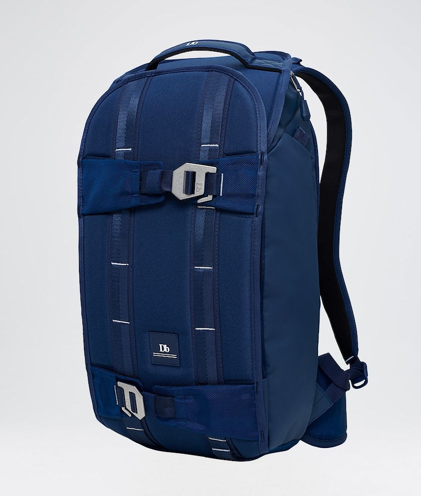 Douchebags The Explorer Snow Bag Deep Sea Blue