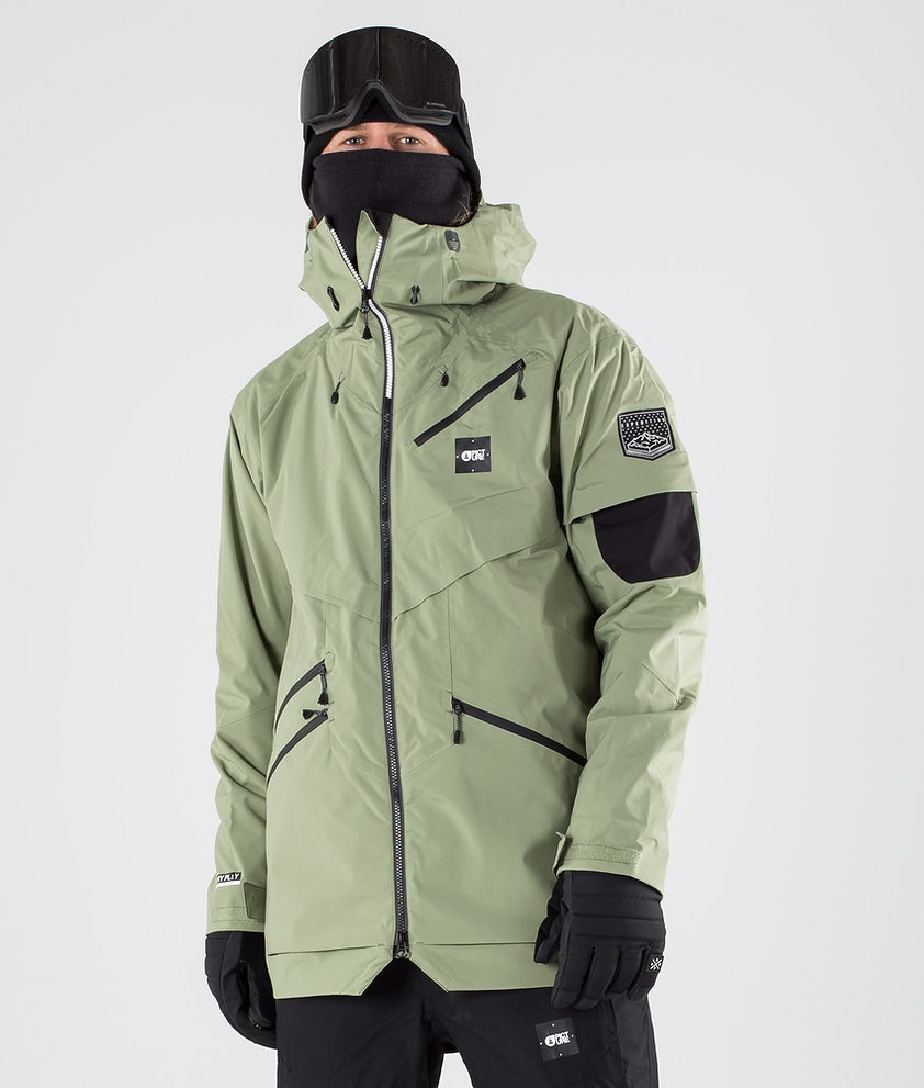 Picture Zephir Ski Jacket Army Green