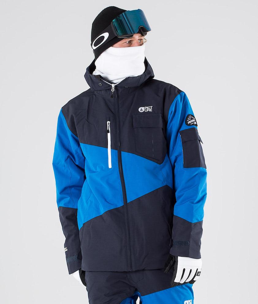 Picture Styler Skijakke Blue