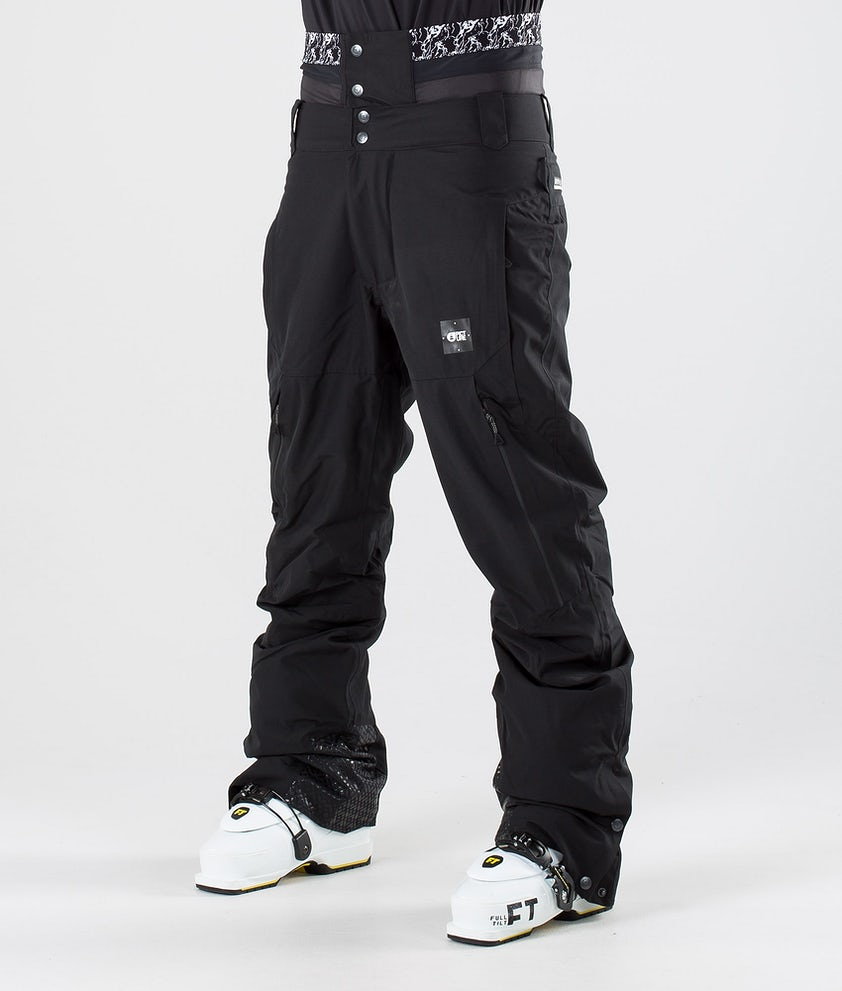 Picture Object Pantalon de Ski Black