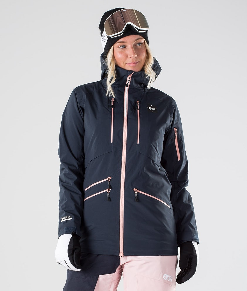 Picture Haakon Snowboard Jacket Dark Blue