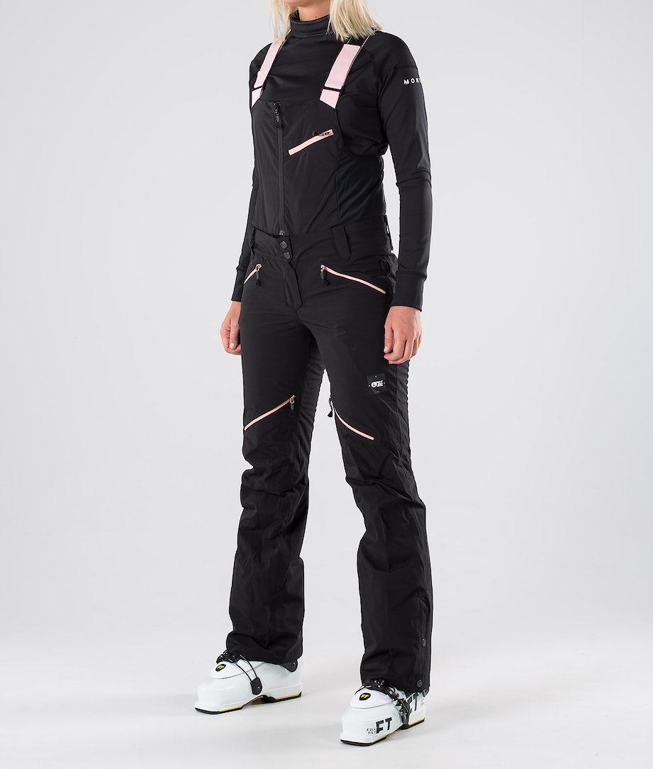 Picture Haakon Bib Ski Pants Black