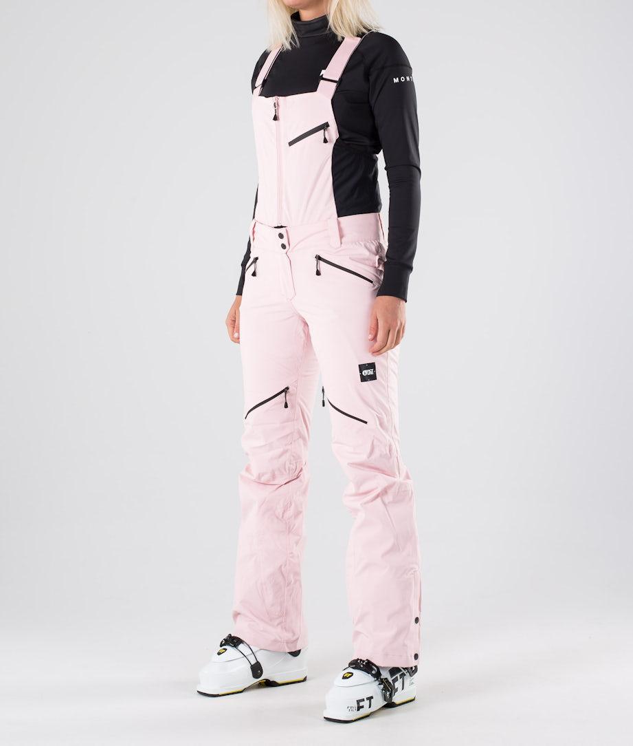 Picture Haakon Bib Lasketteluhousut Pink