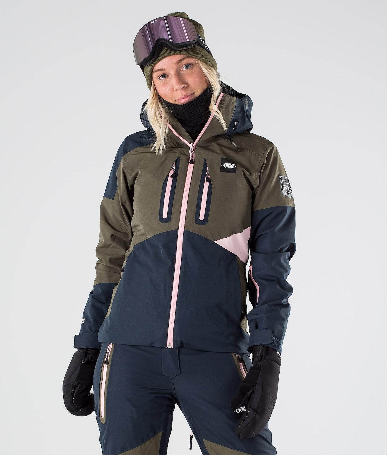 Kjøp Seen Snowboardjakke fra Picture på Ridestore.no - Hos oss har du alltid fri frakt, fri retur og 30 dagers åpent kjøp!