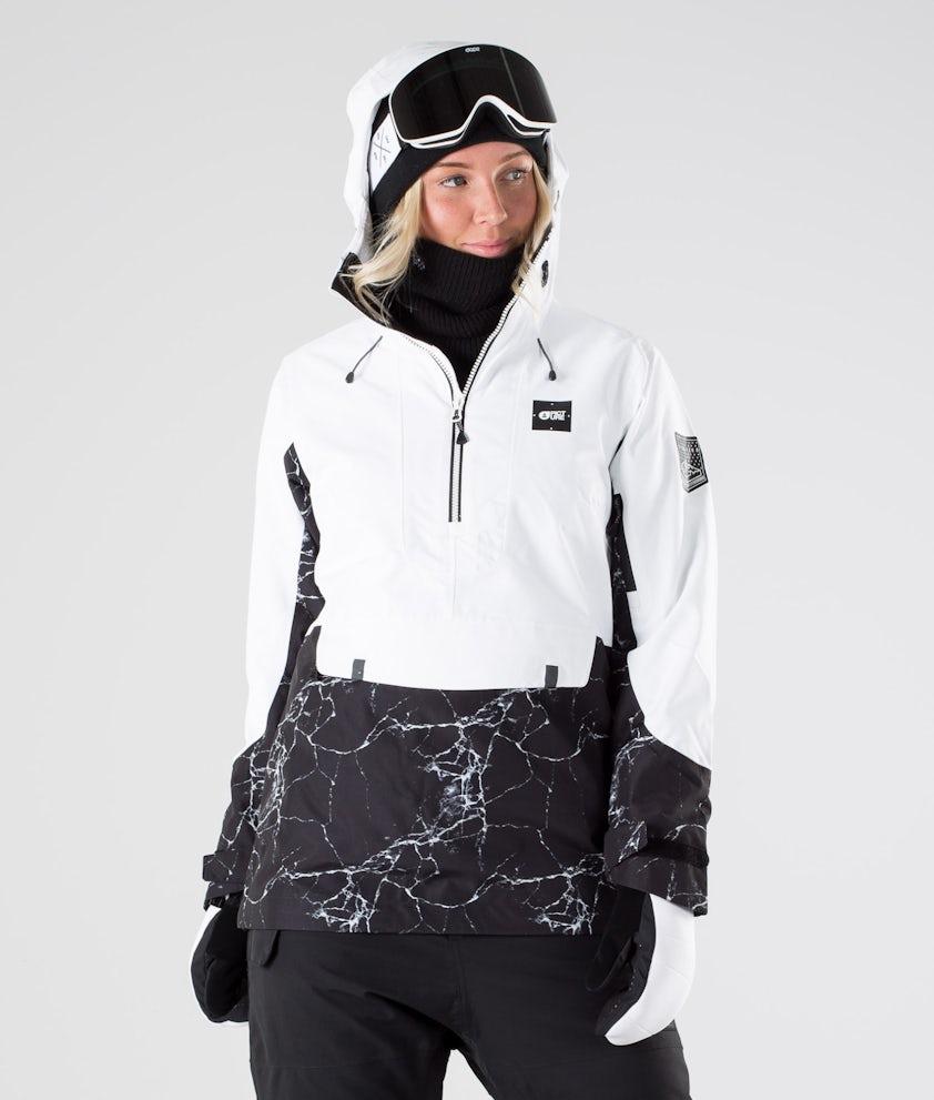 Picture Tanya Veste de Ski Marble