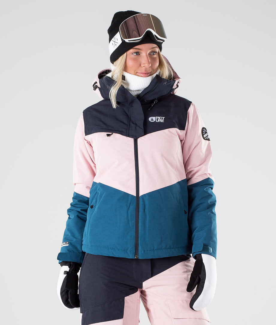 Picture Week End Veste de Snowboard Pink
