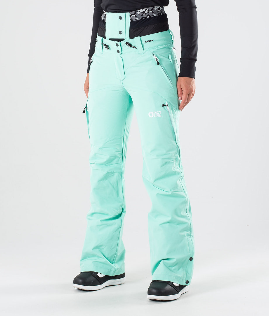 Picture Treva Pantalon de Snowboard Mint Green