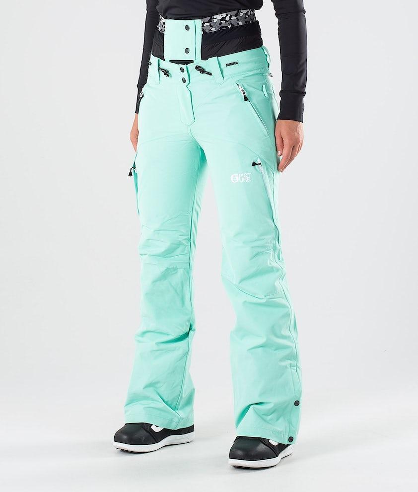 Picture Treva Snowboardbukse Mint Green