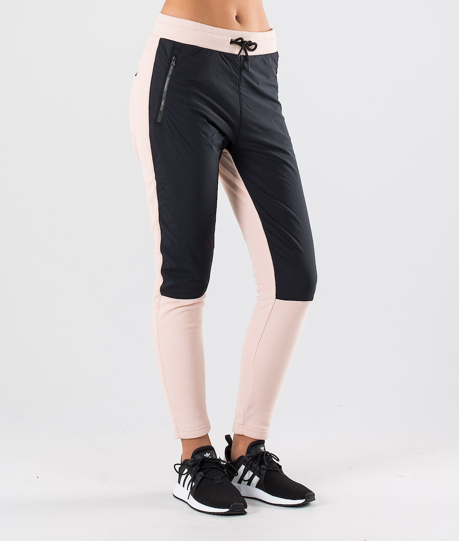 Peak Performance 2.0 Fleece Woven Pantalon Fairy Dust