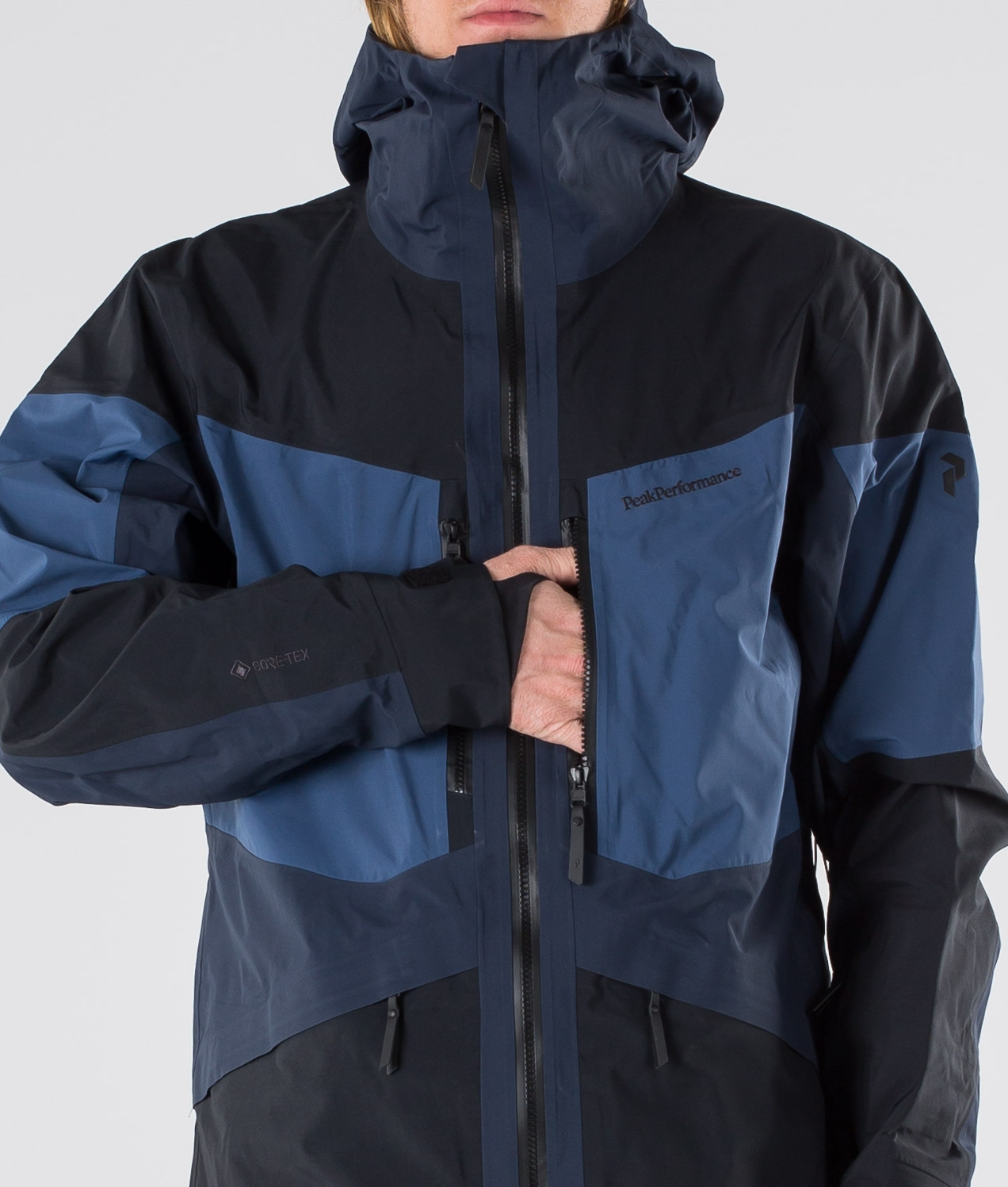 Giacca sci Peak Performance Gore Tex Gravity Uomo