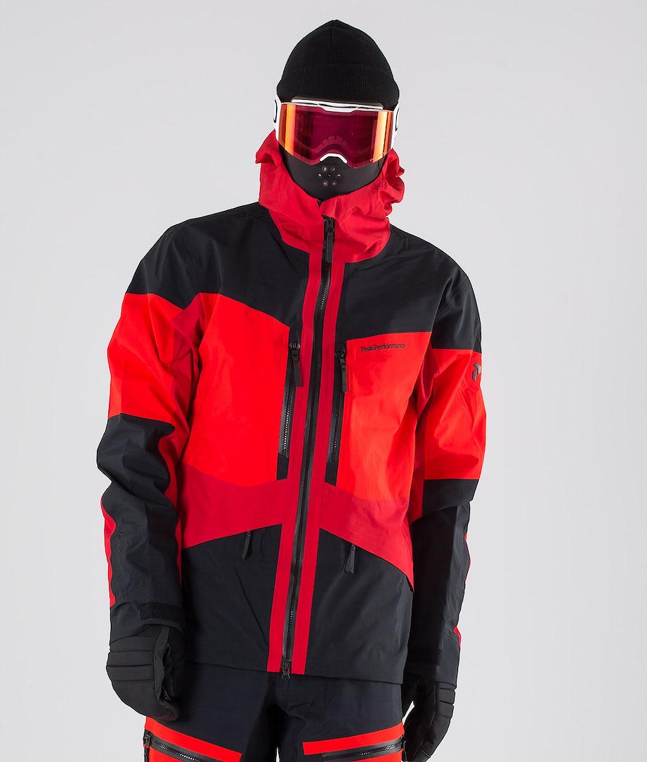 Peak Performance Gravity Ski Jacket Dynared
