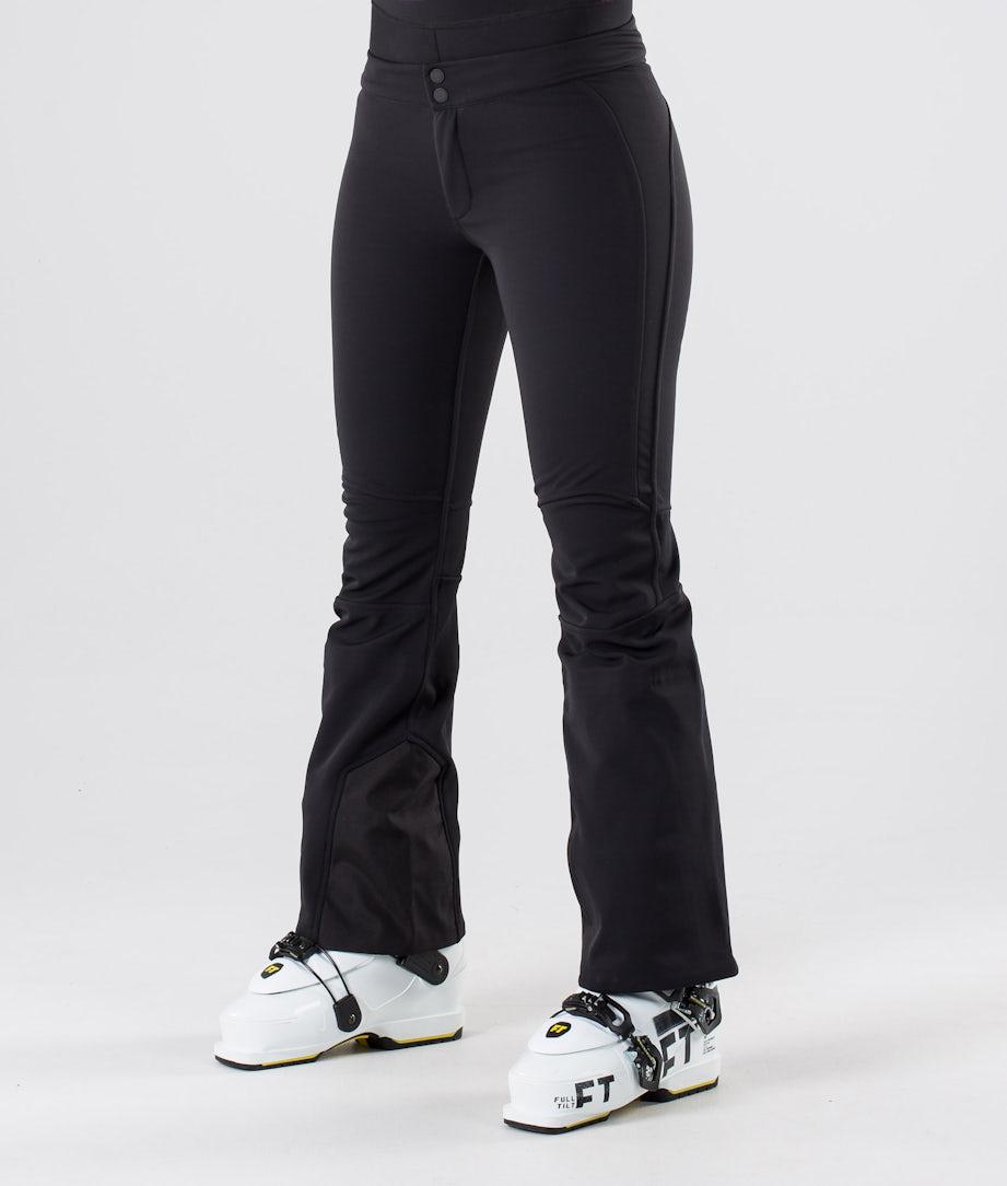 Peak Performance Stretch Lasketteluhousut Black