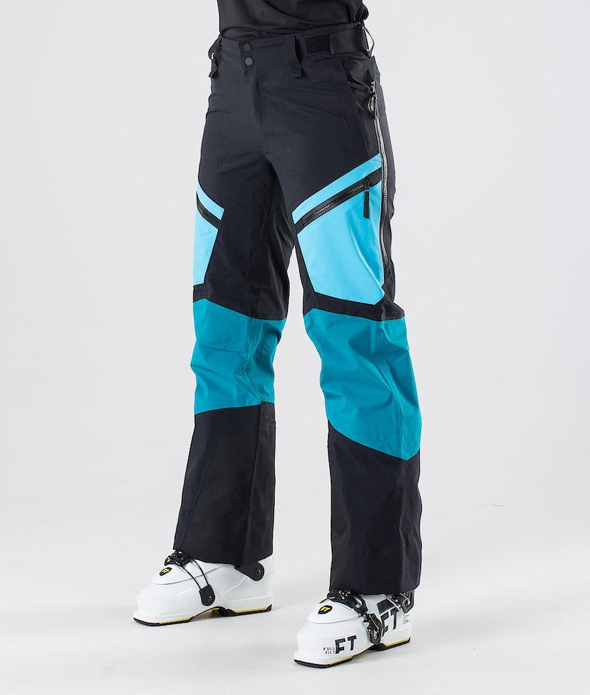 Peak Performance Gravity Ski Pants Deep Aqua