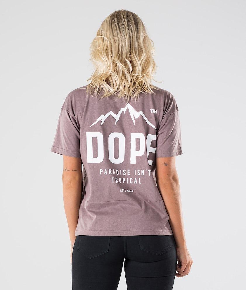 Dope Grand Paradise II T-shirt Faded Purple