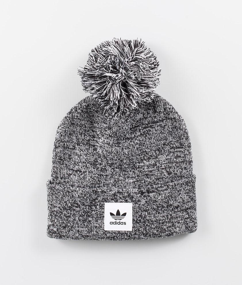 Adidas Originals Melange BoBBle Mössa Black/White
