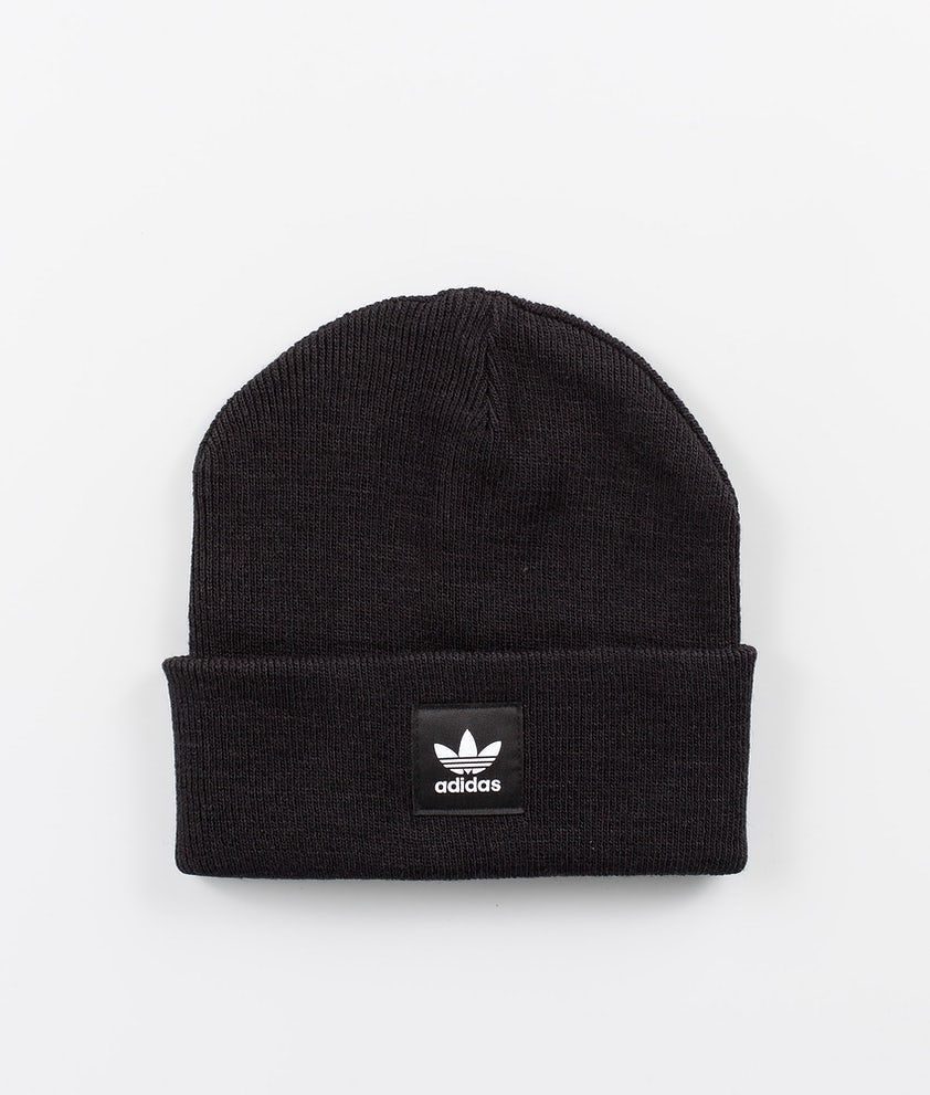Adidas Originals Adicolor Cuff Knit Mütze Black