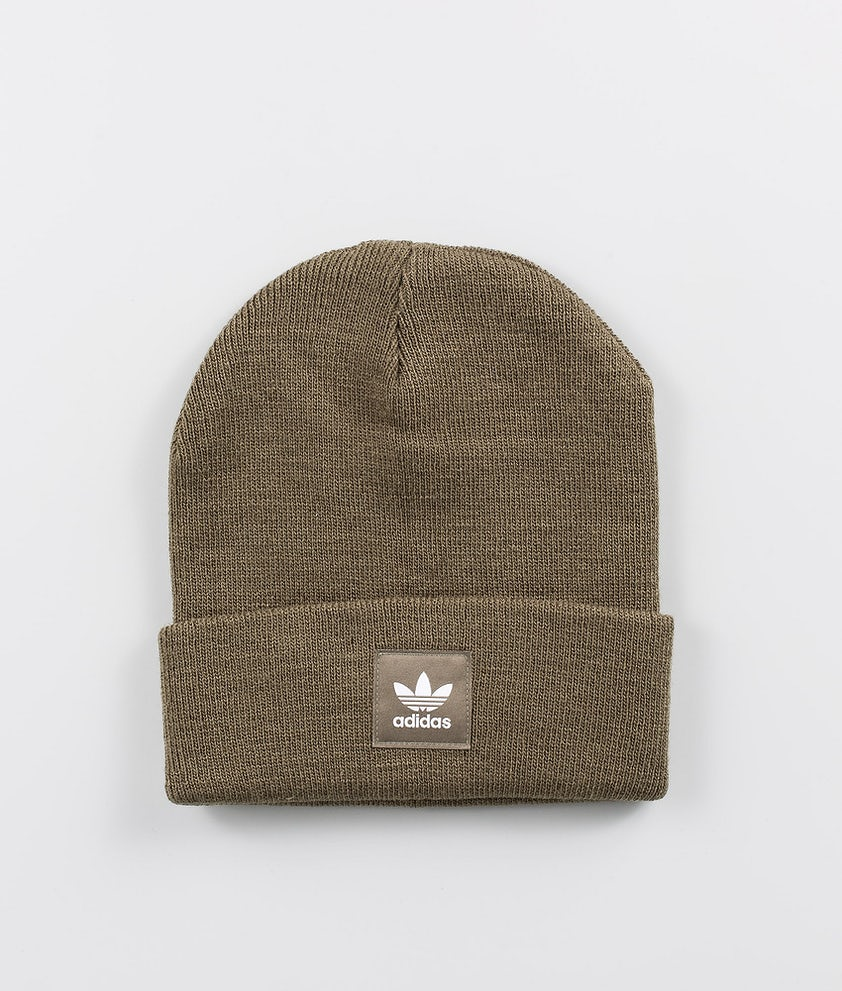 Adidas Originals Adicolor Cuff Knit Luer Raw Khaki