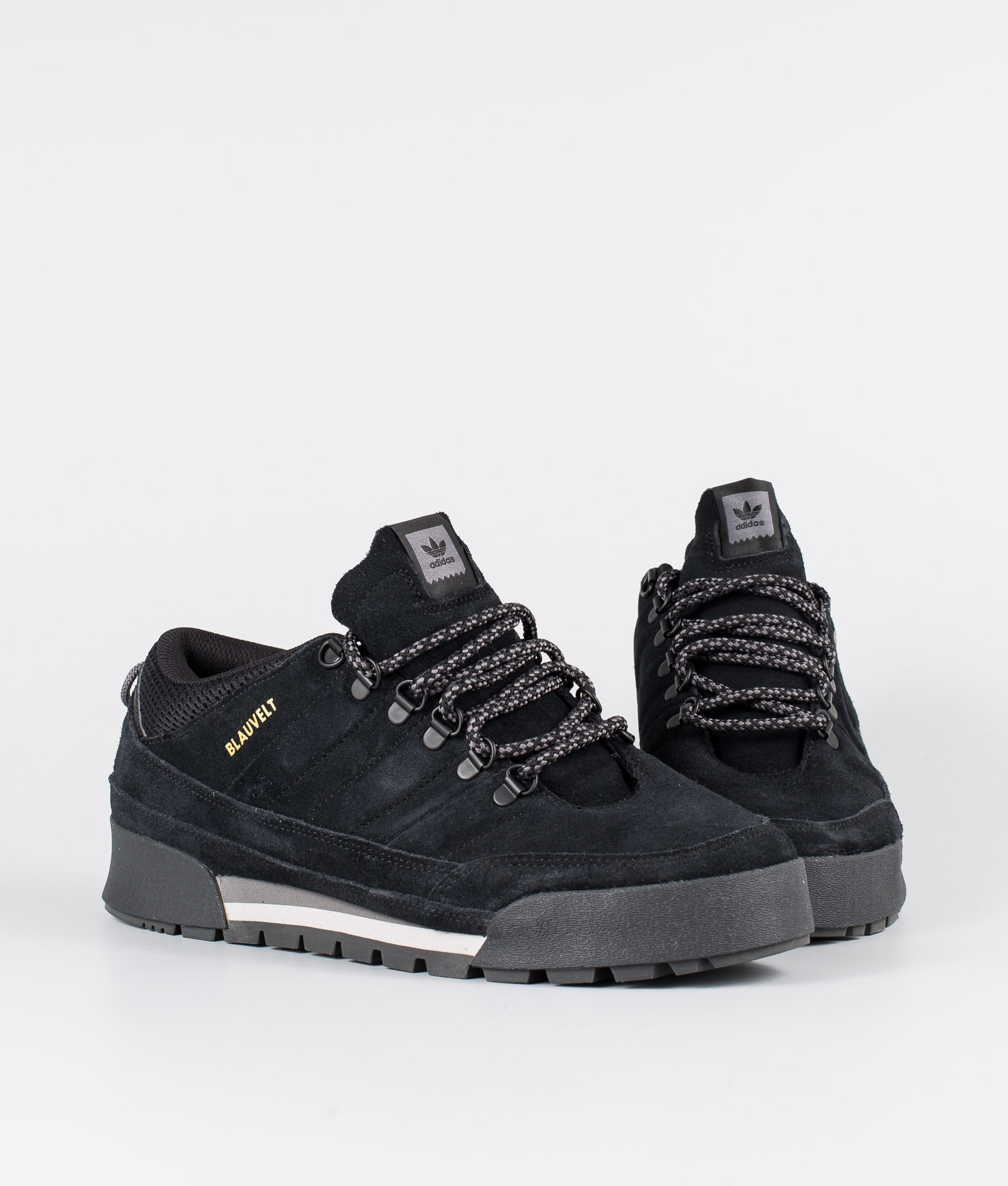Adidas Snowboarding Jake Boot 2.0 Low Sko Core BlackCarbonGrey Five