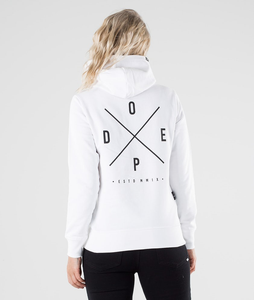 Dope Copain 2X-up Hood White