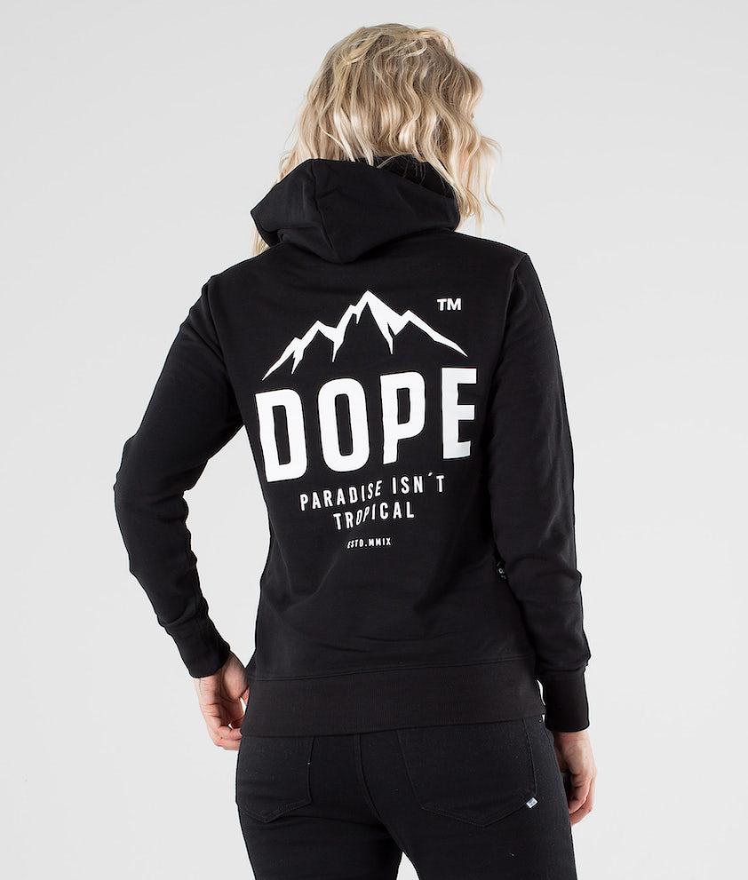 Dope Copain Paradise II Hood Black