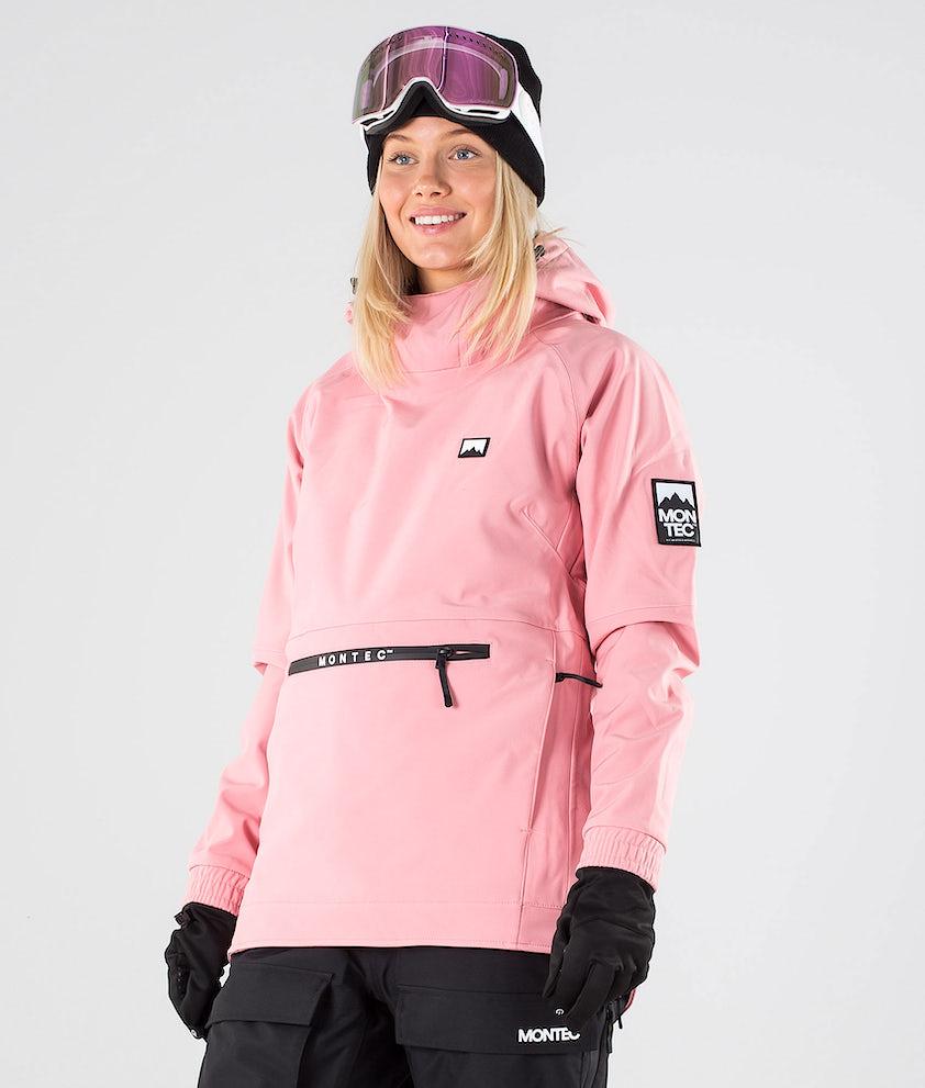 Montec Tempest W Veste de Snowboard Pink