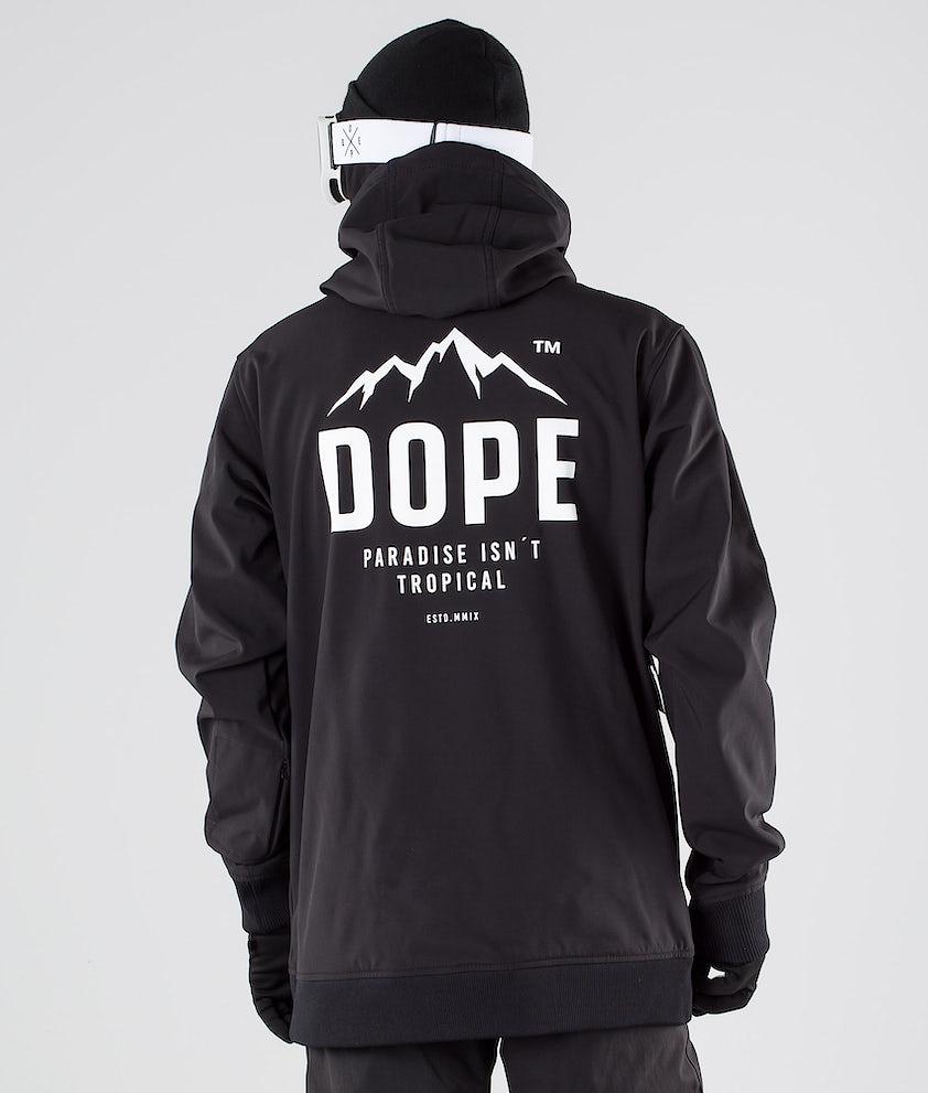 Dope Yeti Paradise II Ski Jacket Black