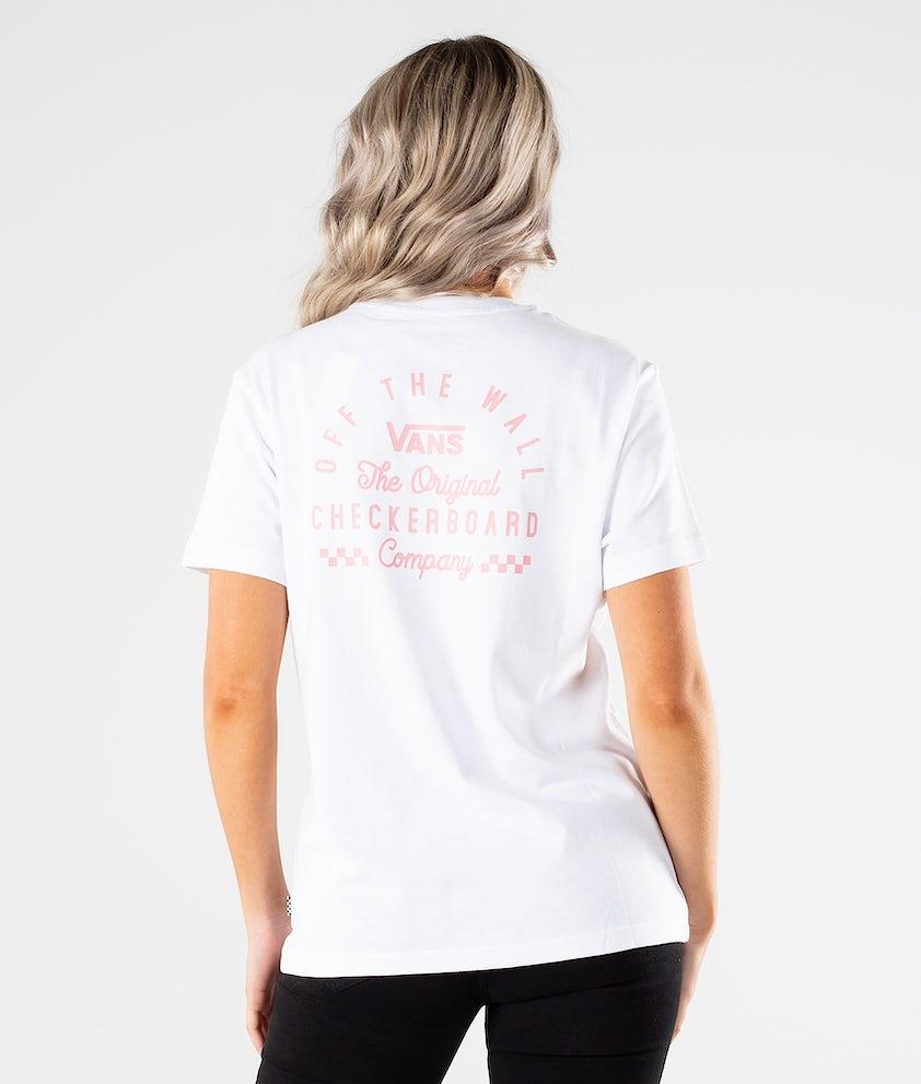 Vans In Deep BF T-shirt White