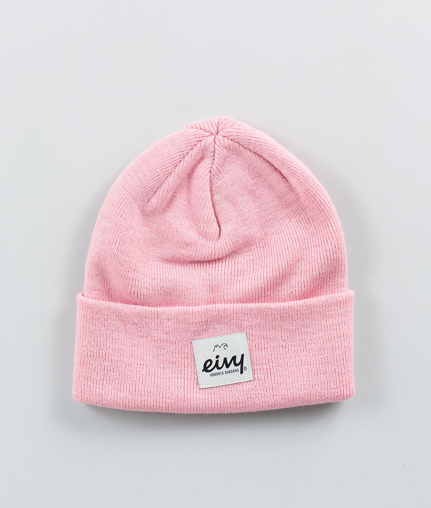 Eivy Beanie Watcher Mössa Faded Pink