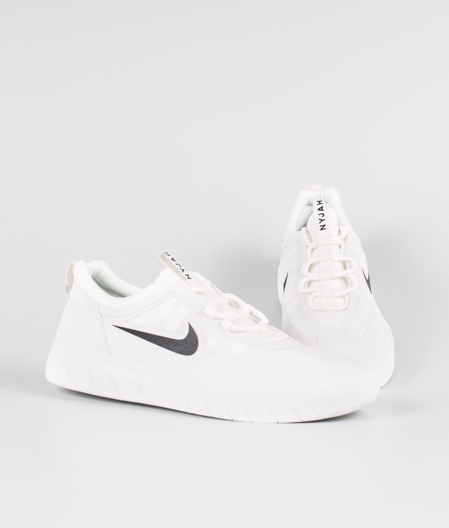 Nike Nike Sb Nyjah Free 2 Sko Summit WhiteBlack Summit White