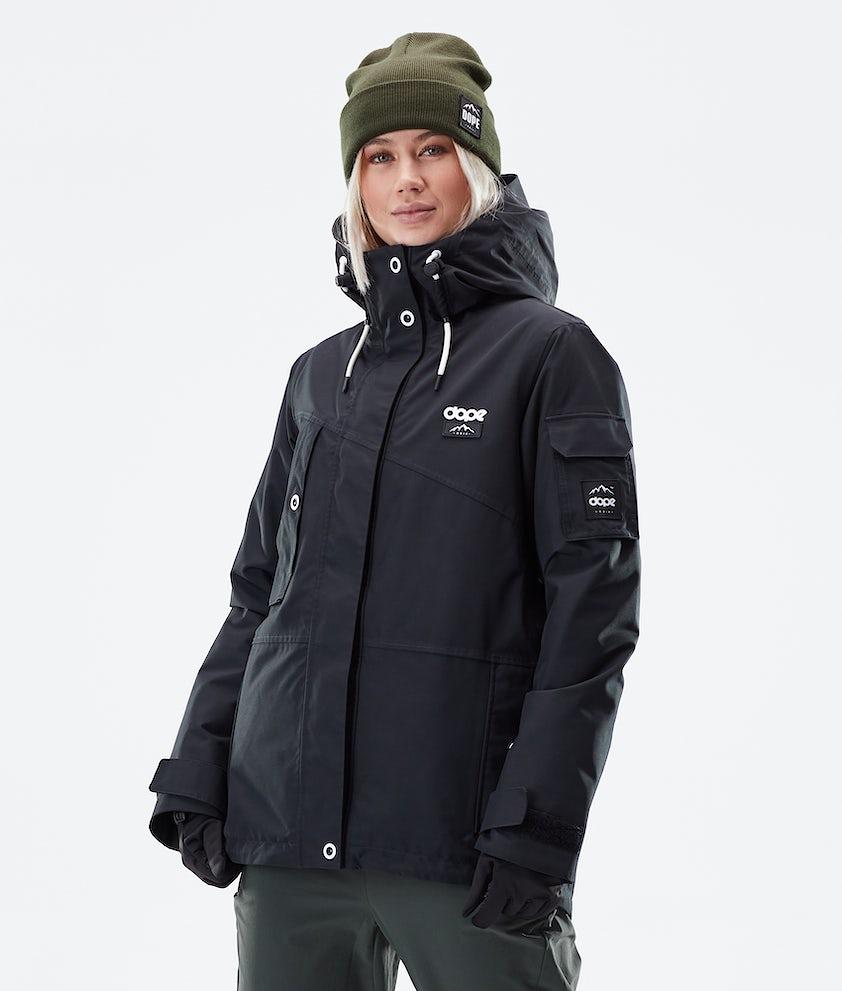 Dope Adept W Winter Jacket Black