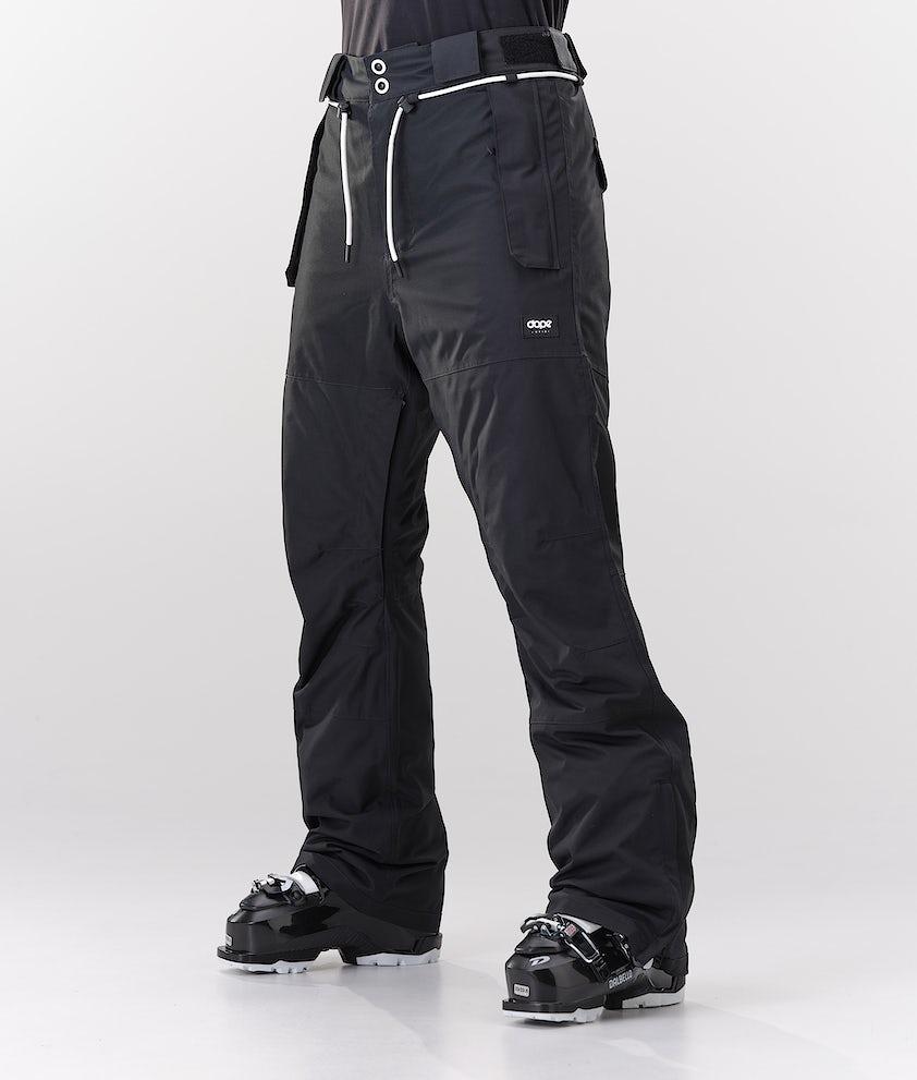 Dope Classic W Pantalon de Ski Black