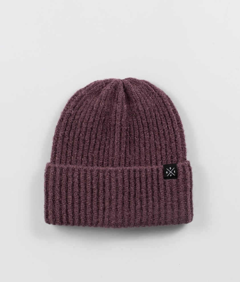 Dope Chunky Beanie Faded Grape