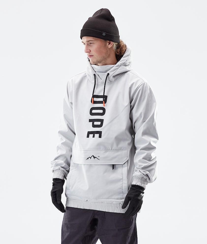 Dope Wylie OG Vinterjakke Light Grey