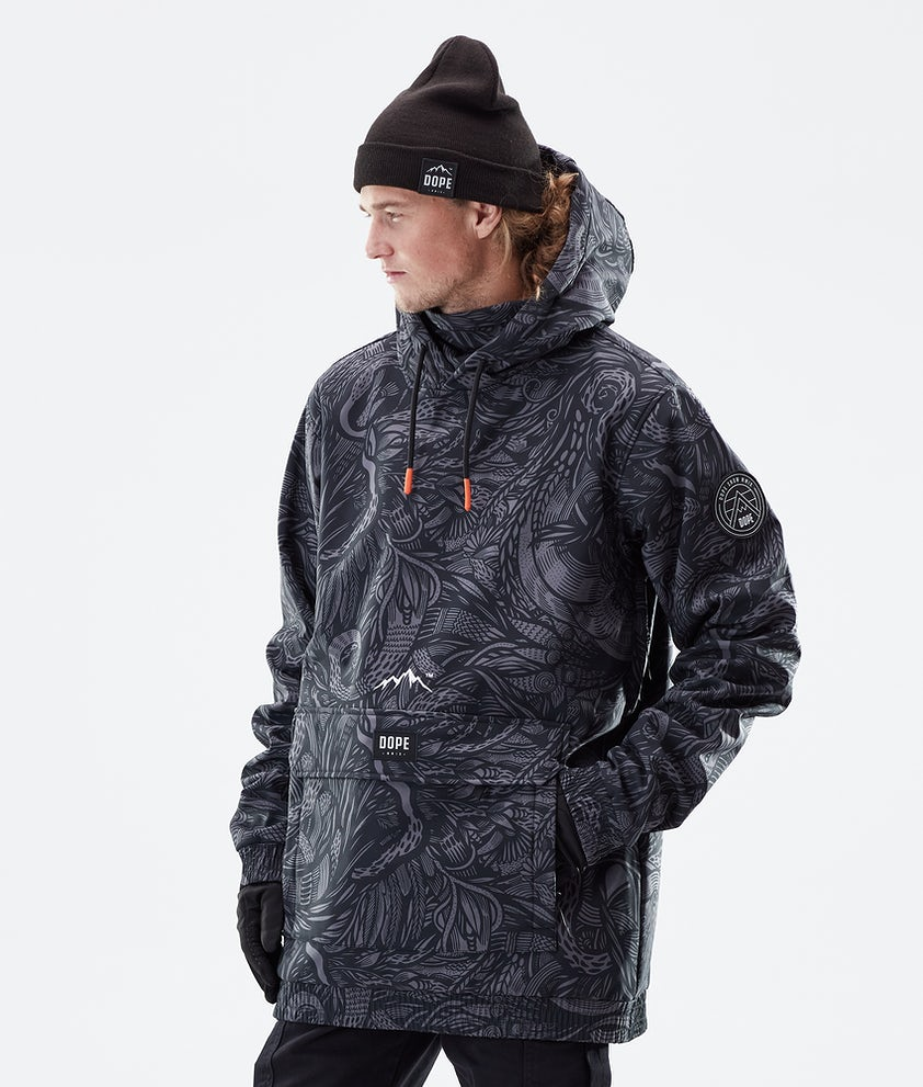 Dope Wylie Patch Winter Jacket Shallowtree