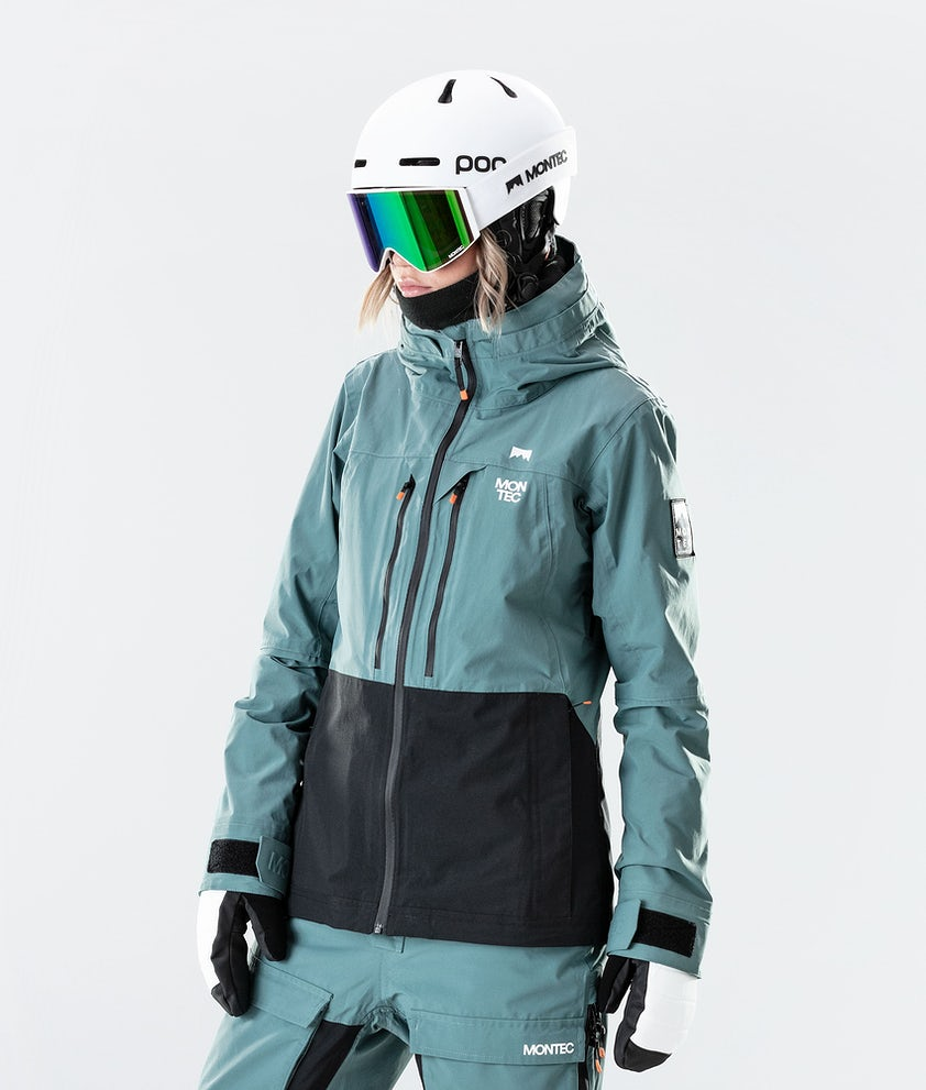 Montec Moss Skijacke Atlantic/Black