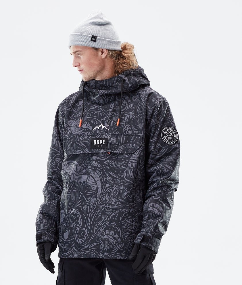 Dope Blizzard PO Winter Jacket Shallowtree