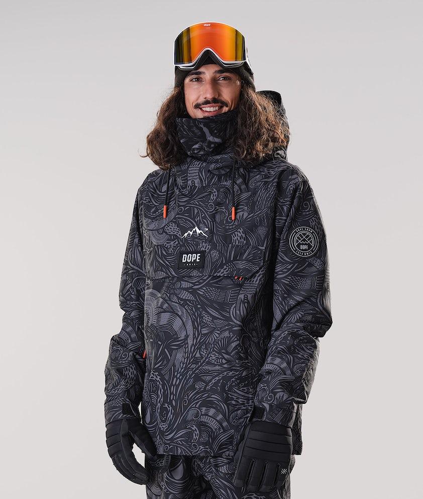 Dope Blizzard PO Skijacke Shallowtree