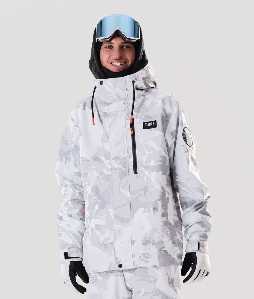 Dope Blizzard FZ Skijacke Tucks Camo