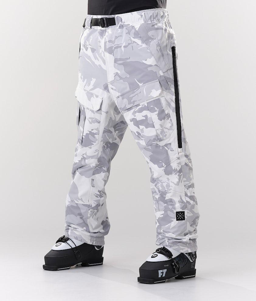 Dope Antek Pantaloni da Sci Tucks Camo