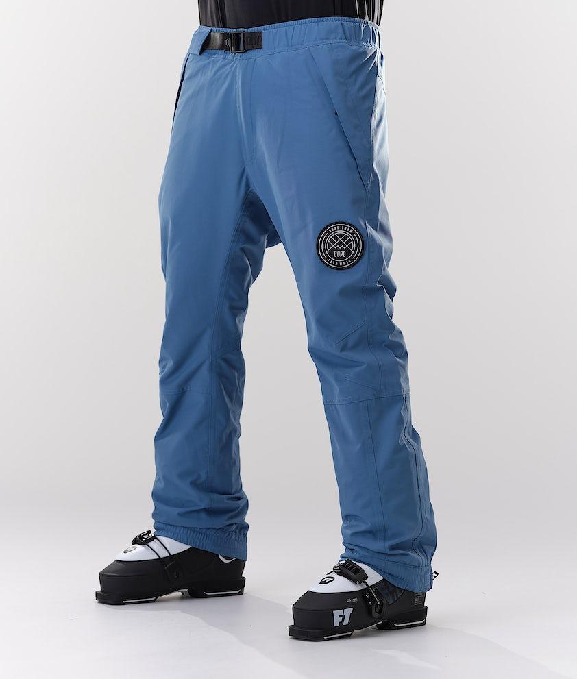 Dope Blizzard Pantaloni da Sci Blue Steel