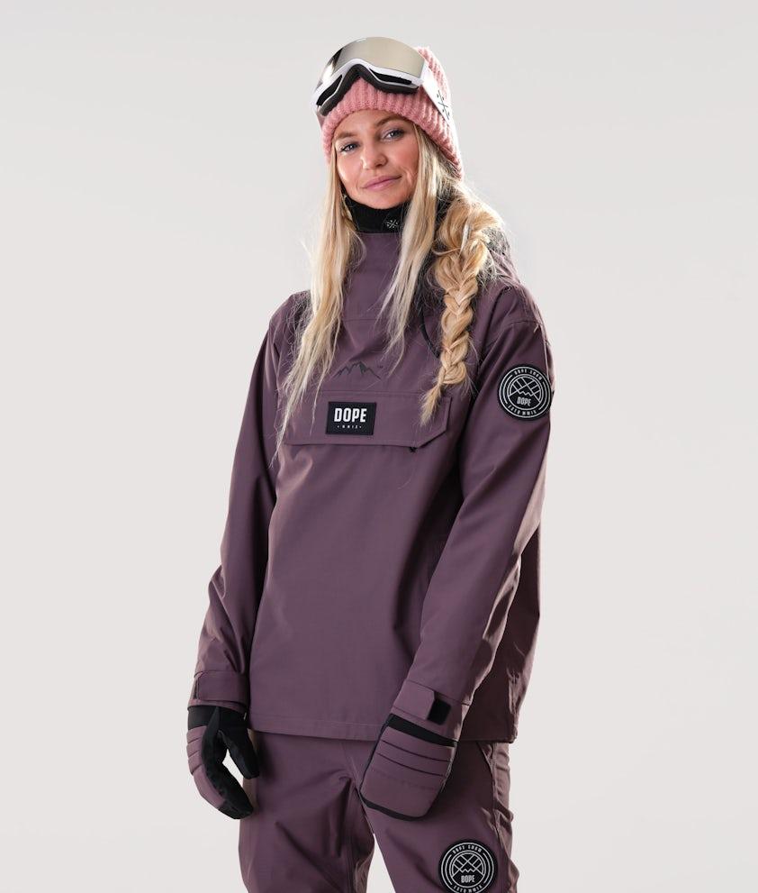 Dope Blizzard PO W Ski Jacket Faded Grape