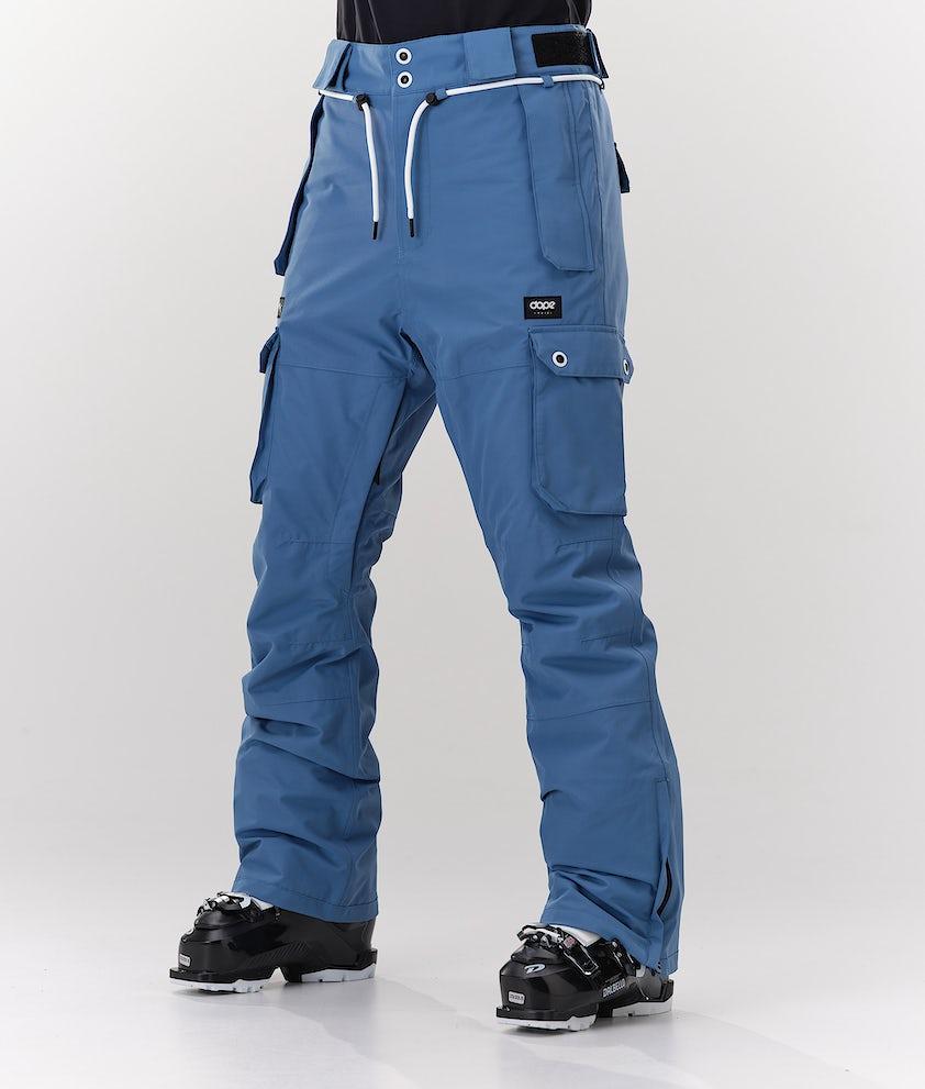 Dope Iconic W Skidbyxa Blue Steel