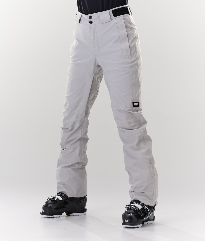 Dope Con Ski Pants Light grey