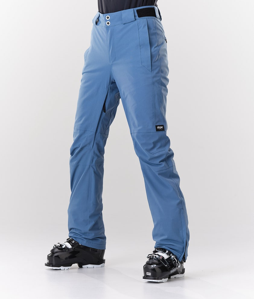 Dope Con Ski Pants Blue steel