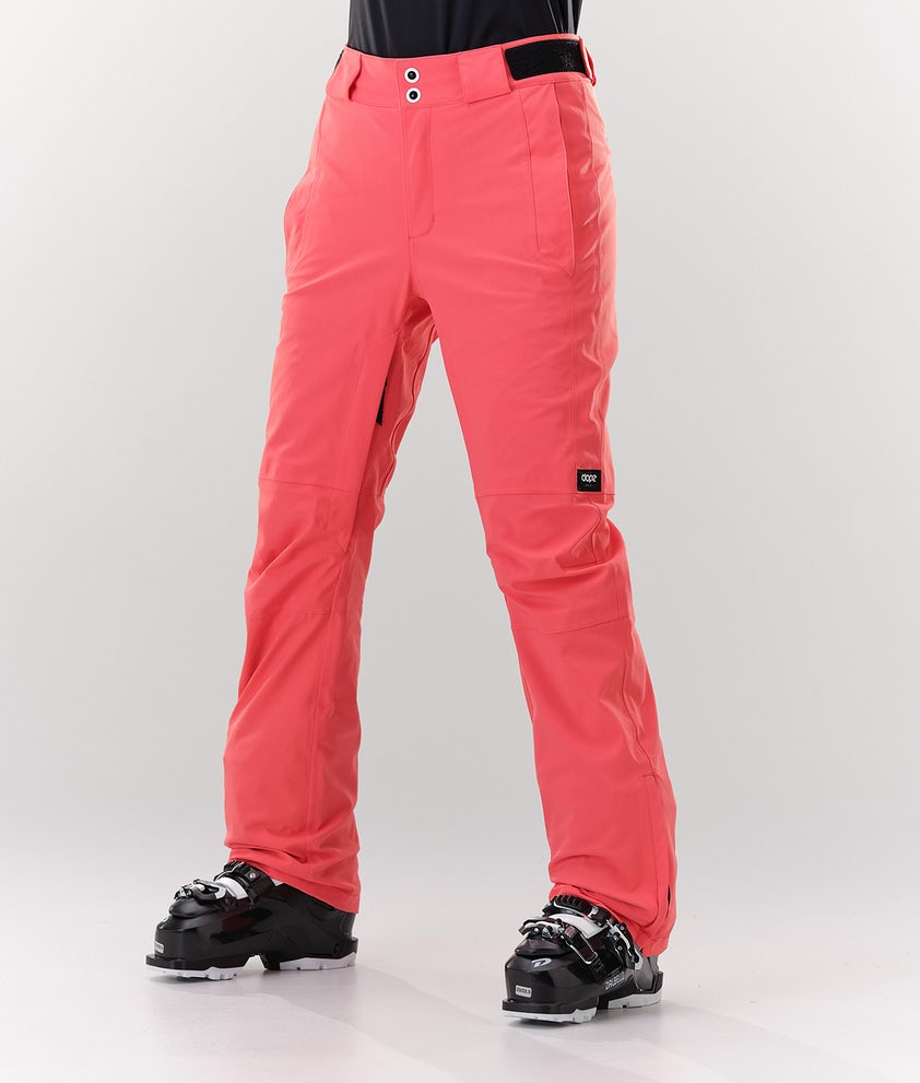 Dope Con Pantalon de Ski Coral